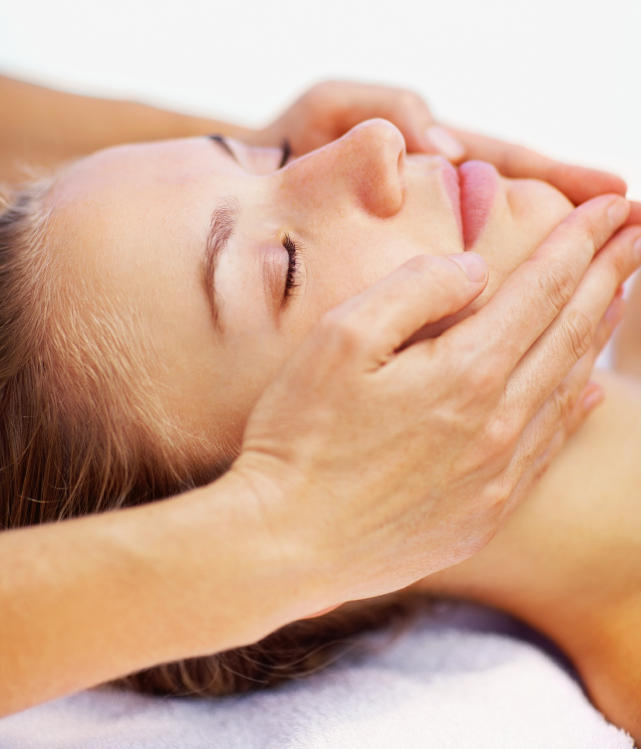 Luxury Holistic Facial